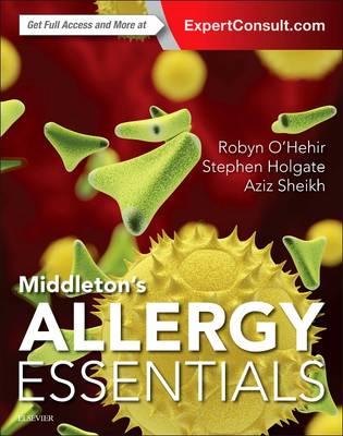 Middleton's Allergy Essentials by Robyn E O'Hehir