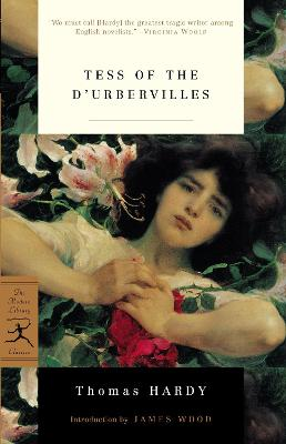 Mod Lib Tess Of The D'urbervilles book