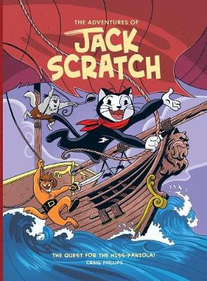 Adventures of Jack Scratch by Craig Phillips