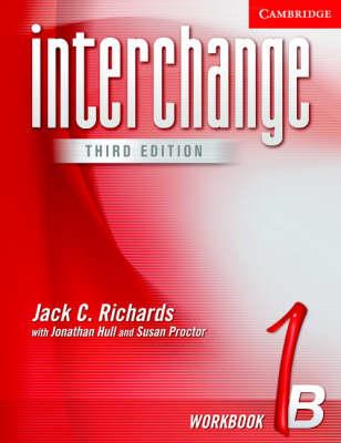 Interchange Workbook 1B book