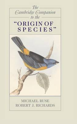 Cambridge Companion to the 'Origin of Species' book