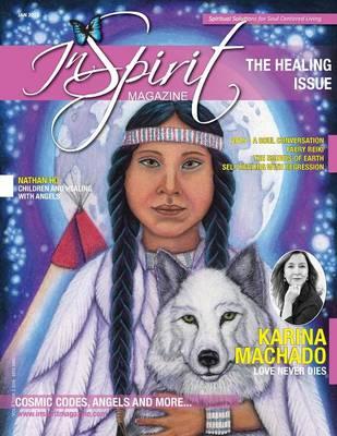 Inspirit Magazine January 2015 by Karina Machado