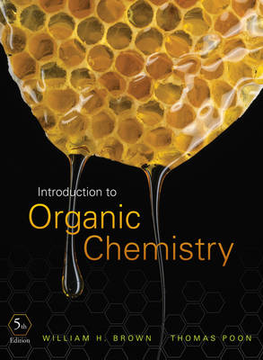 Introduction to Organic Chemistry + Wileyplus Registration Card by William H. Brown
