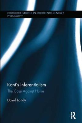 Kant's Inferentialism book