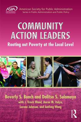 Community Action Leaders book