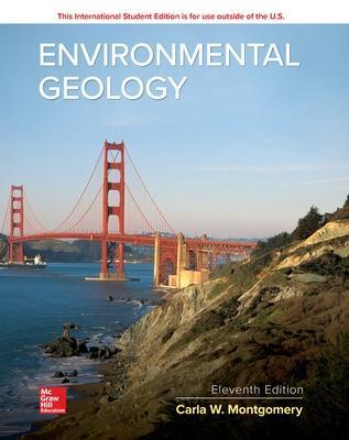 ISE Environmental Geology book
