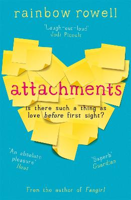 Attachments by Rainbow Rowell