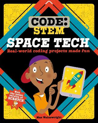 Code: STEM: Space Tech by Max Wainewright