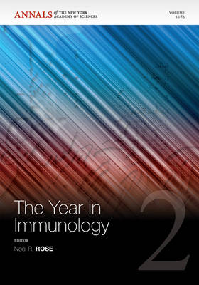 The Year in Immunology  Volume 2 by Noel R. Rose