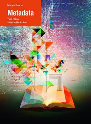 Introduction to Metadata 3e book