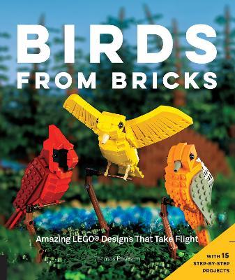 Birds from Bricks by Thomas Poulsom