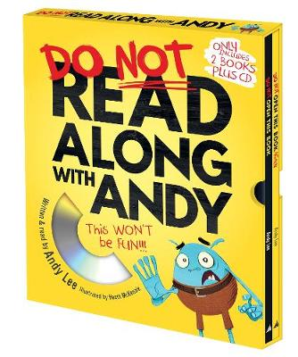 Do Not Read Along with Andy by Andy Lee