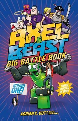 Big Battle Book by Adrian C. Bott