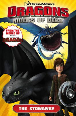 Dreamworks' Dragons book