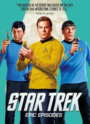 Star Trek: Epic Episodes by Titan Magazines