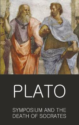 Symposium and The Death of Socrates book