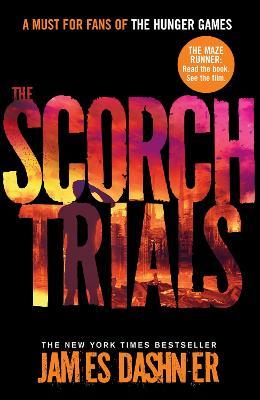 Scorch Trials book