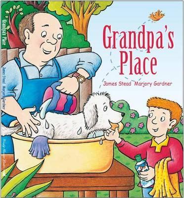 Grandpa's Place book