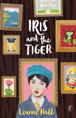 Iris And The Tiger book