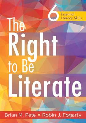 The Right to Be Literate by Dr Brian M Pete
