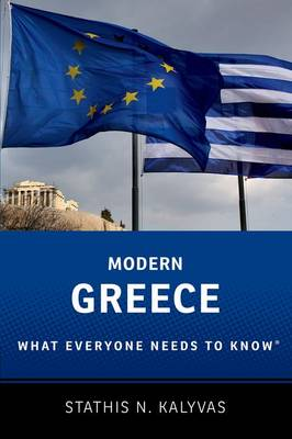 Modern Greece by Stathis Kalyvas