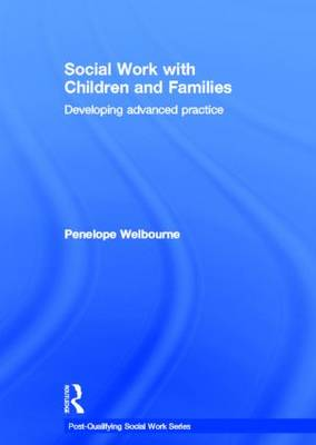 Social Work with Children and Families book