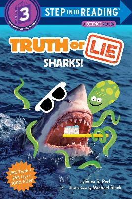 Truth or Lie: Sharks! book