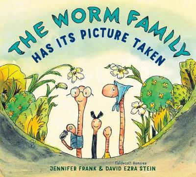 The Worm Family Has Its Picture Taken by Jennifer Frank