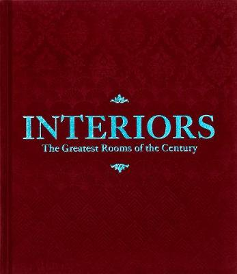 Interiors (Merlot Red Edition): The Greatest Rooms of the Century by Phaidon Editors