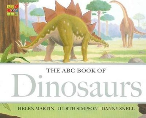 The ABC Book of Dinosaurs book