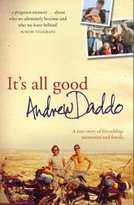 It's All Good book