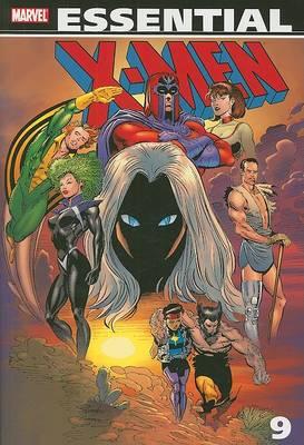 Essential X-men Vol.9 book