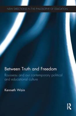 Between Truth and Freedom book