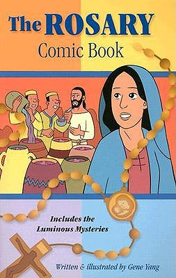 Rosary Comic Book by Gene Luen Yang