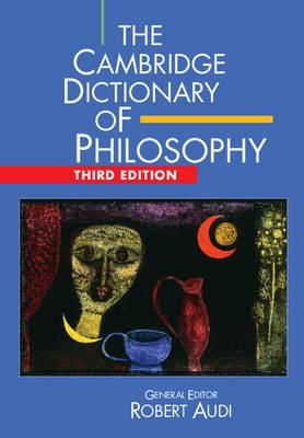 Cambridge Dictionary of Philosophy book