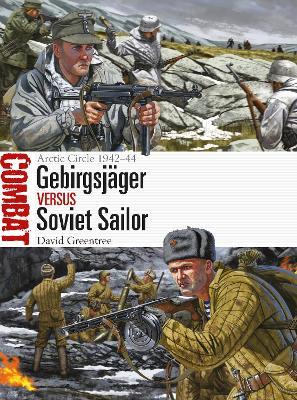 Gebirgsjager vs Soviet Sailor by David Greentree
