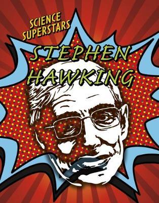 Stephen Hawking by Robert Snedden