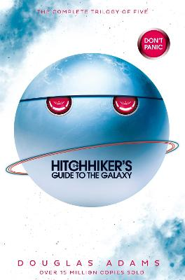 Hitchhiker's Guide to the Galaxy Omnibus book