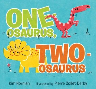 One-Osaurus, Two-Osaurus book