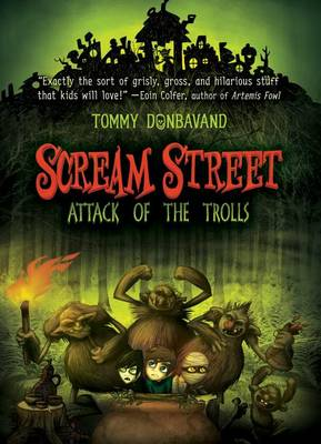 Attack of the Trolls by Tommy Donbavand