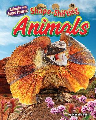 Shape-Shifting Animals book