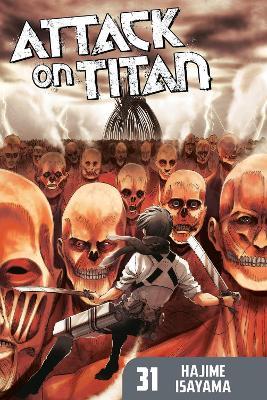 Attack On Titan 31 book