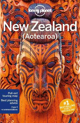 Lonely Planet New Zealand book