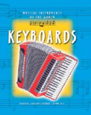 Keyboards by Barrie Carson Turner