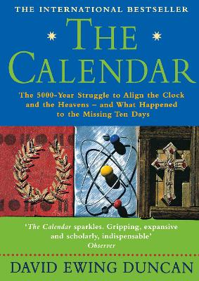 The Calendar by David Ewing Duncan