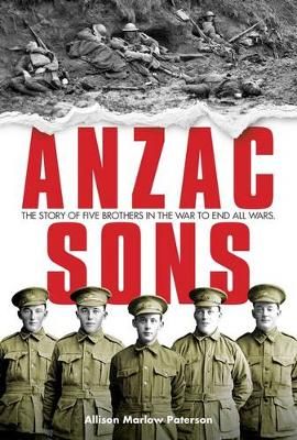 ANZAC Sons by Allison Paterson