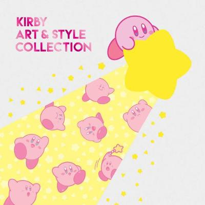 Kirby: Art & Style Collection book