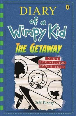 Getaway: Diary of a Wimpy Kid (BK12): Diary of a Wimpy Kid Book 12 by Meredith Costain