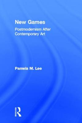 New Games by Pamela M. Lee