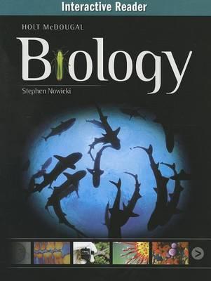 Biology by Stephen Nowicki